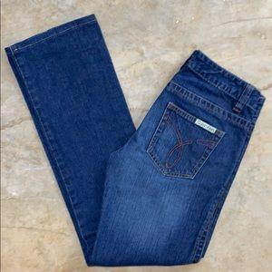 """Bootcut Jeans Calvin Klein Inseam 29"""""""